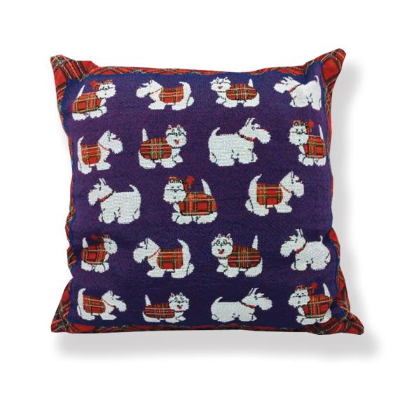 Jacquard Cushions & Air Fresheners